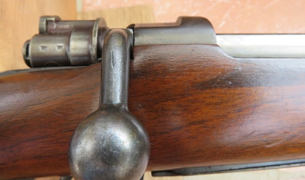 CLASSIC K98 MAUSER MARKED S/42